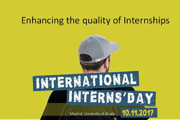 La Universidad de Alcalá alberga la primera edición de The International Internsday en España