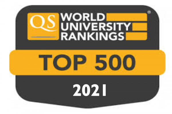 UAH among the top 500 universities in the world by QS ranking