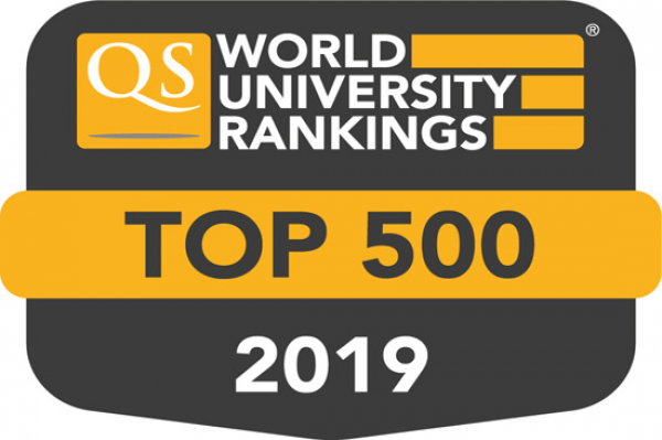 QS WORLD UNIVERSITY RANKINGS TOP 500
