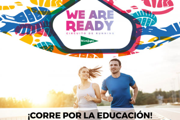 La I Carrera Popular Solidaria 'We are ready' Universidad de Alcalá recorre las calles de Guadalajara